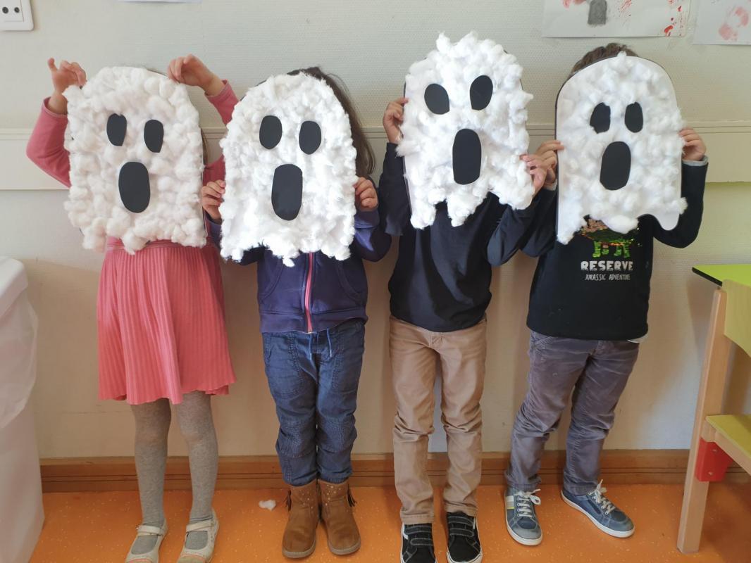 Petits fantomes 1